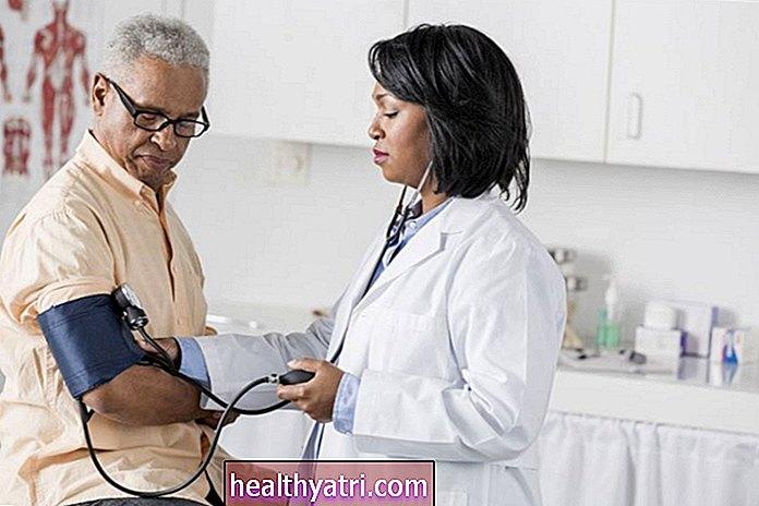Cómo se diagnostica la presión arterial baja